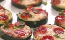 Őrület: Készíts pizzát cukkiniből!