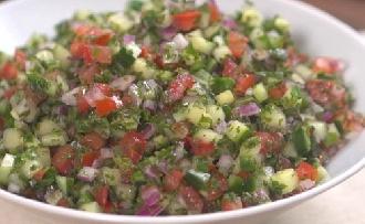 Izgalmas mediterrán saláta a nyári napokra!
