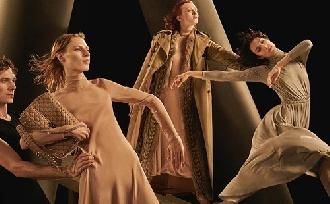 Balett ihlette az új Valentino kampányt