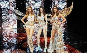 Indul a Victoria's Secret Fashion Show