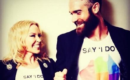 Kylie Minogue csak ekkor megy férjhez