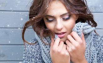 Színes plus size divat télre