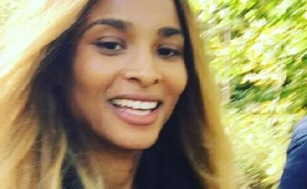 Ciara elárulta: babát vár!