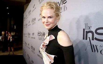 """Nicole Kidmant a gyerekei """"kupálják ki?"""""""