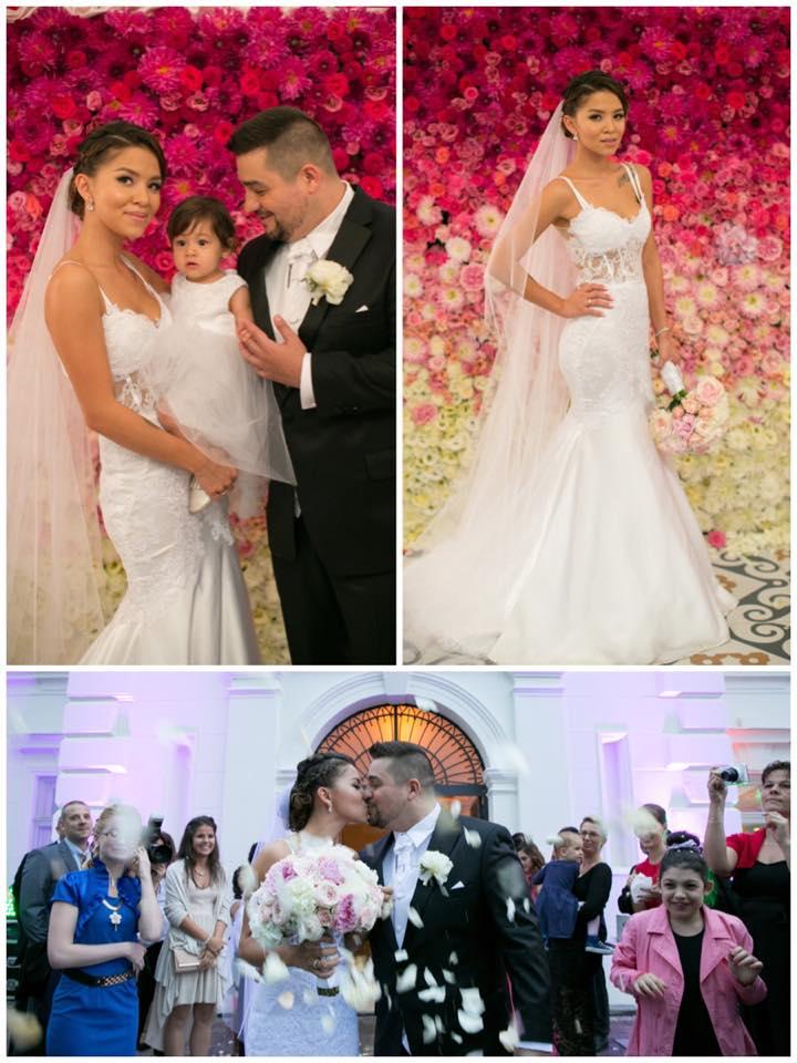 Caramel esküvője