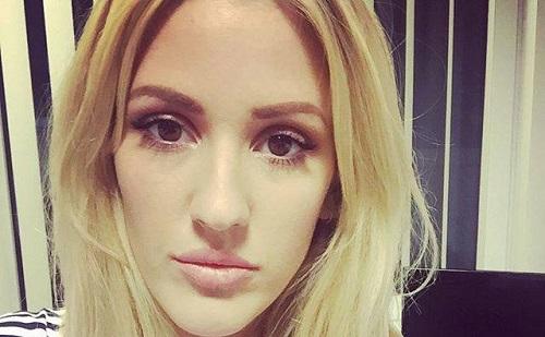 Ellie Goulding balesetet szenvedett