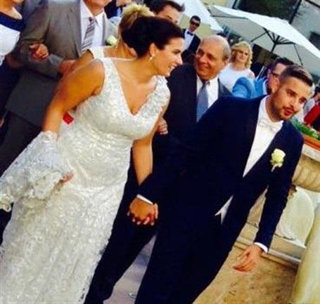 Kiss Ádám esküvője