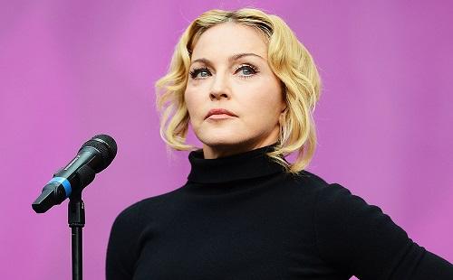 Madonna részegen állt színpadra