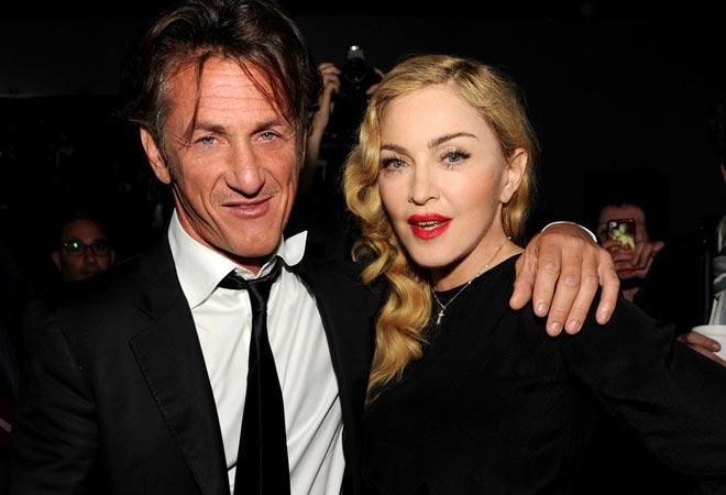 Madonna és Sean Penn