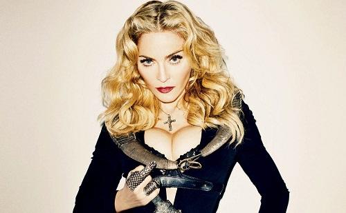 Madonna nagy bajban van