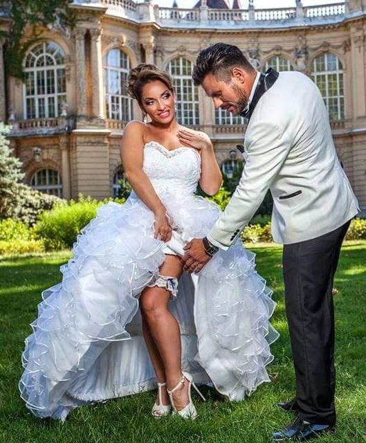 Völgyi Zsuzsi esküvője