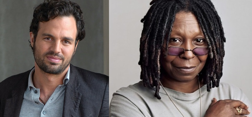 Whoopi Goldberg és Mark Ruffalo