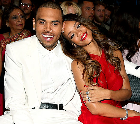 Chris Brown és Rihanna
