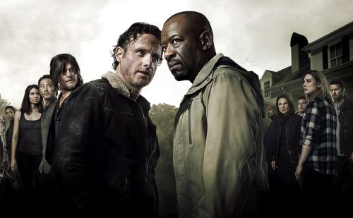 Valentin napon visszatér a Walking Dead!