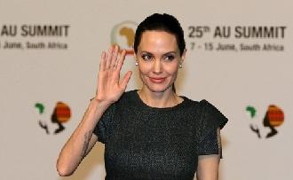Angelina Jolie már csak 35 kiló