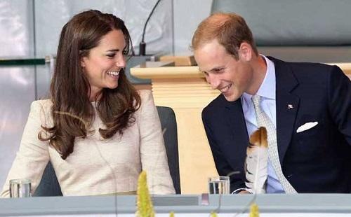 Így síel a királyi család