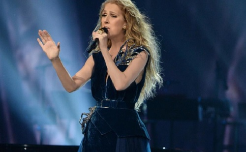 Celine Dion: Korai lenne randevúzni