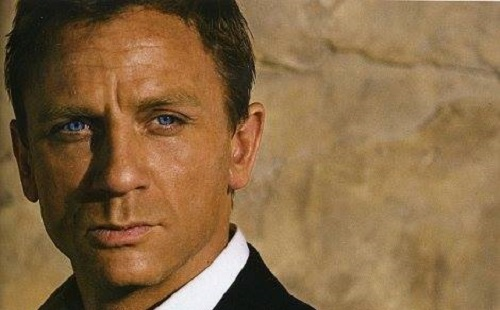 Meg van az új James Bond