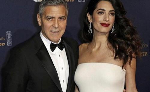 George Clooney szorong az apaság miatt?