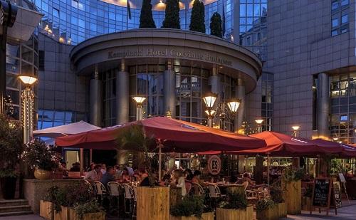 120. szülinapját ünnepli a Kempinski Hotel