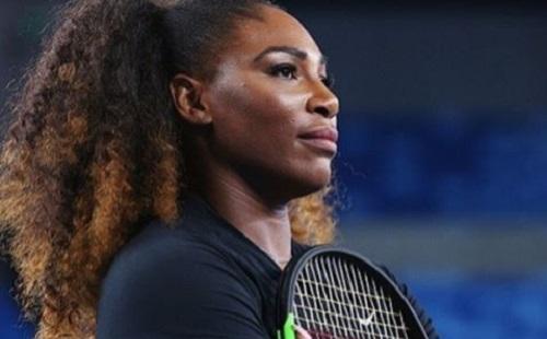 Várandós Serena Williams