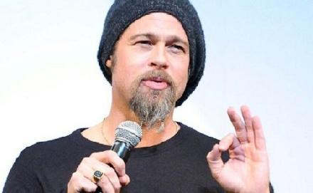 Brad Pitt: Azt hiszem, jól csinálom