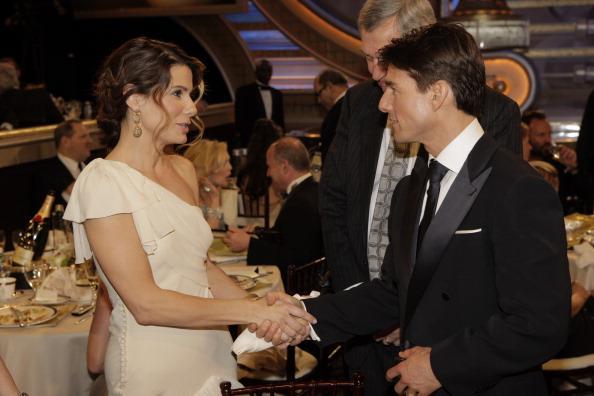 Sandra Bullock és Tom Cruise