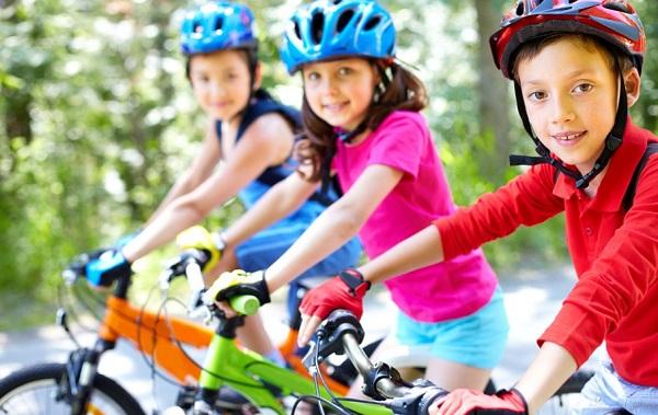 A bicajozás is jó mozgásforma - a lényeg a rendszeresség