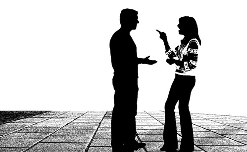A beszélgetés fontos egy kapcsolatban