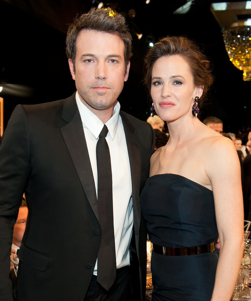 Ben Affleck és Jennifer Garner