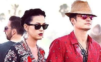 Vége Katy Perry és Orlando Bloom kapcsolatának