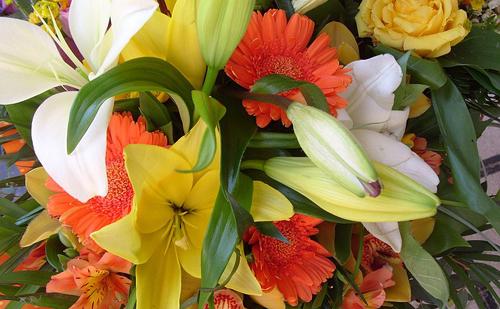Virágküldés, az igazi meglepetés