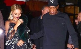 Beyoncé és Jay-Z kicsit túllőtt a célon