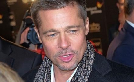 Brad Pitt újra becsajozott?