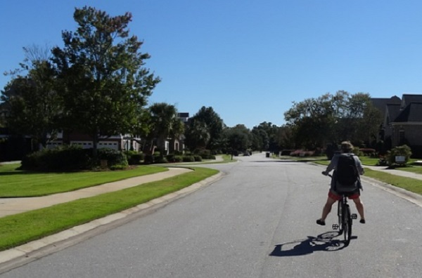 Az aktív életnek akár a munkába biciklizés is megfelel