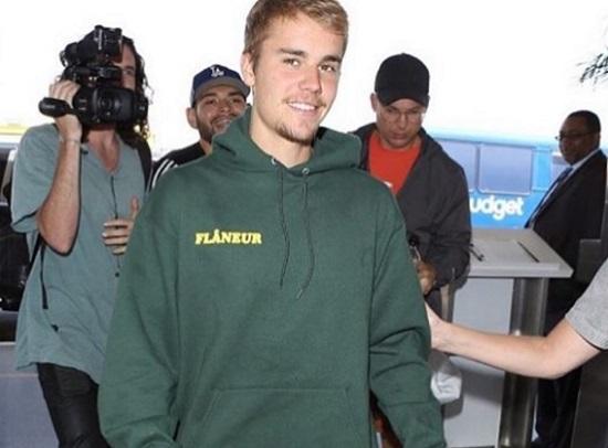 Justin Bieber már jobban érzi magát