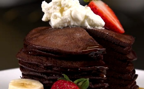 Diétás palacsinta – három összetevőből