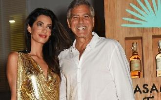 George Clooney és Amal gyakran elszökik kettesben