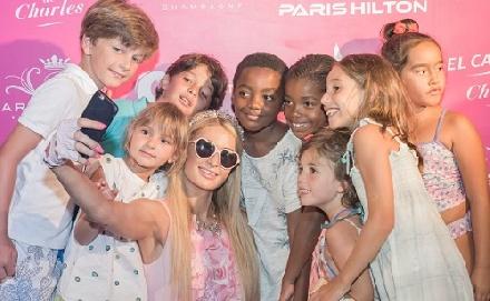 Paris Hilton Diana hercegnőhöz hasonlította magát