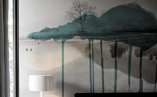 Merész dekorációs falak – bevállalósaknak