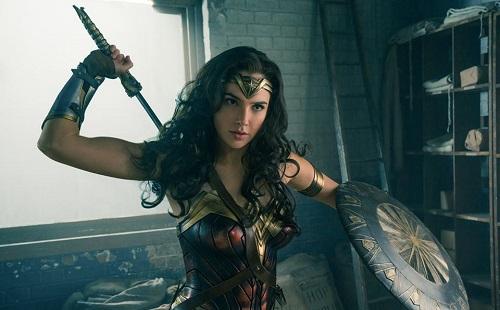 Hatalmas sikere van a Wonder Womannek