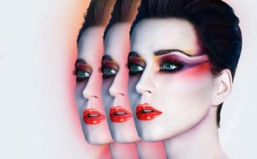 Különös Katy Perry új lemezének címe