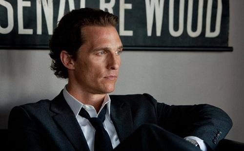 Imádja gyermekeit Matthew McConaughey
