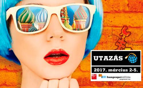 A Hungarospa is képviseltette magát az idén jubiláló Utazás 2017 kiállatáson