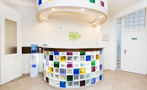Dentium Implant Center - páciensbarát környezet