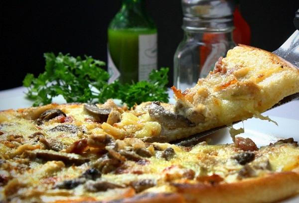 Hízásstop: még egy pizza is lehet egészséges, ha otthon készítjük el