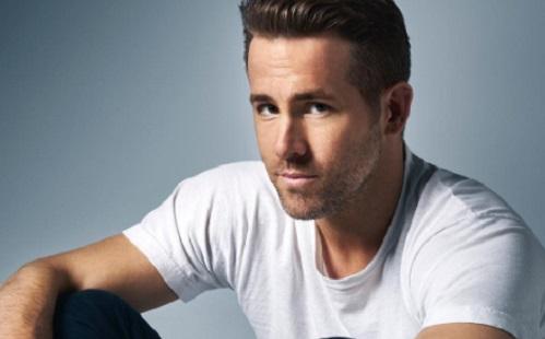 Ryan Reynolds elárulja, miért kapta lánya a James nevet