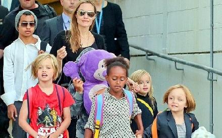 Angelina Jolie már az 50-es éveit tervezgeti!