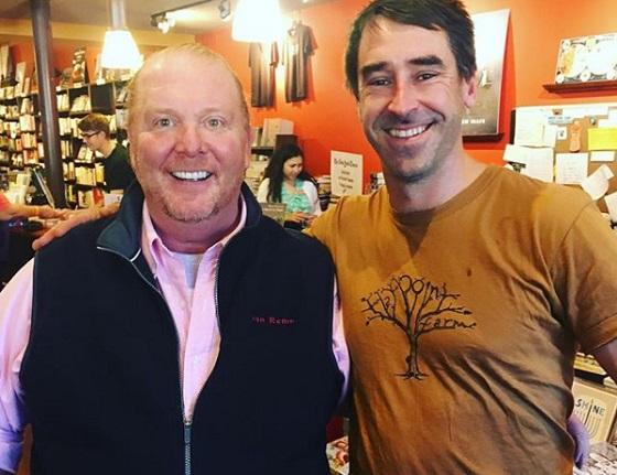 Amy Schumer Chris Fischerrel (jobbra) találkozgat?