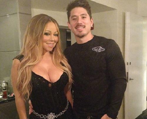 Mariah Carey menedzserévé Bryan Tanaka lépett elő?